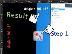 Программа измерения угла для iPhone
