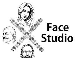 Фирменный значок студии ювелиров – X Face studio