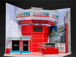 Выставочный стенд компании Енергогаз