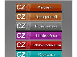 Иконки для CZ