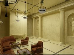 Римская гостинная