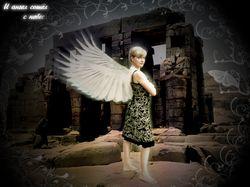 Ангел сошел с небес