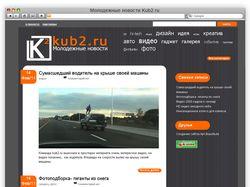 Молодежные новости www.kub2.ru