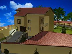 Модель дома N3