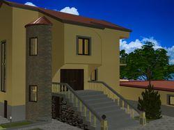Модель дома N4