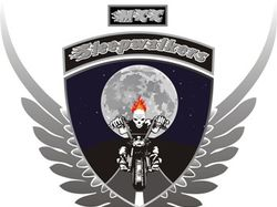 Логотип мотоклуба