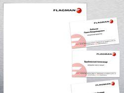 Фирменный бланк и визитки