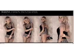 Tigrena fashion photographer