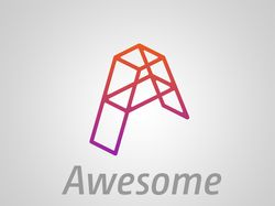 Awesome logo