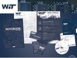 Фирменный стиль для WIT.NET.UA