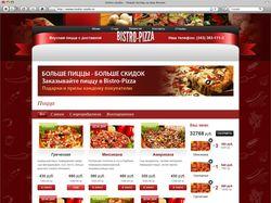 «Бистро-Пицца» —с Вкусная пицца с доставкой