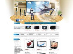 Интернет-магазин телевизоров