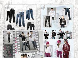Доработка каталога одежды Марионс