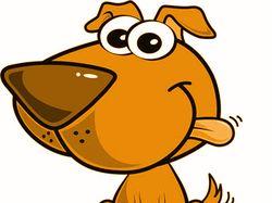 Иконка с собачкой
