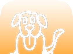 Иконка с собачкой(2-ой вариант)