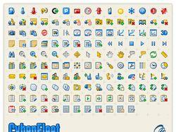 Иконки для CyberFleet