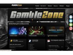 Gamblezone - платформа игры на деньги