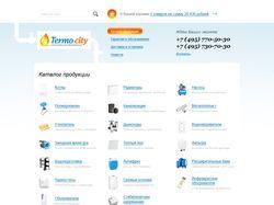 "Разработка сайта ""Термосити"""