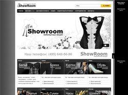 "Интернет-магазин ""Showroom"""