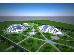 Олимпийский спортивный комплекс