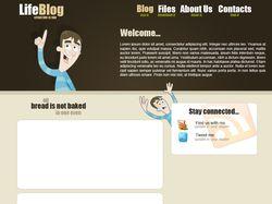 Дизайн для Блога