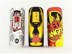 Энергетический напиток Red Angel