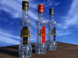 Дизайн бутылки и этикетки