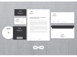 Корпоративный пакет для фотостудии Мемоарт
