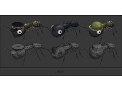 Ant (low poly)