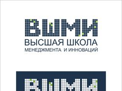 Логотип Высшей Школы Менеджмента и Инноваций
