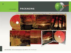 CD packaging: Tiтло