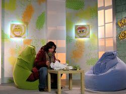"""Декорации для ТВ передачи """"Кухня юмора"""" 2006г."""