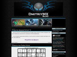 DmitriyMX Blog