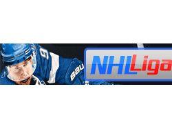 Баннер для сайта тематики NHL