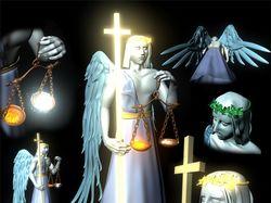 ангел (статуя или герой)