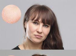 Сохранение текструры кожи