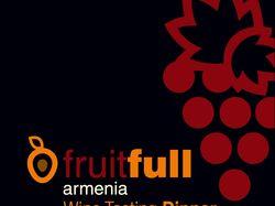 Wine Tasting Dinner - FRUITFULL