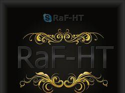 RaF-HT Black