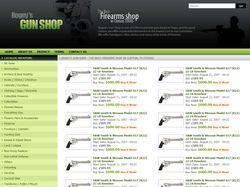 Оружейный магазин Bogey's (Clinton, Texas, USA)
