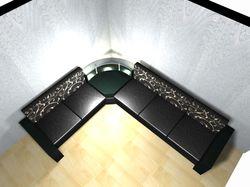3d дизайн мебели