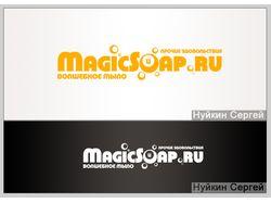 Логотип для сайта о мыле