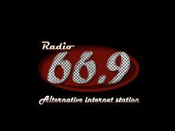 Логотип для интернет-радио 66.9
