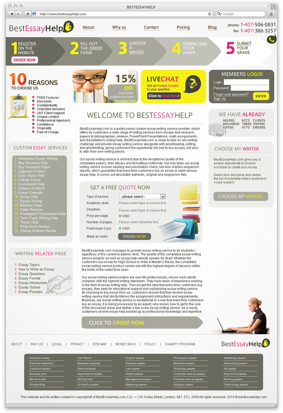 essay typer website Non-plagiarized essay they say that 'imitation is the highest form of flattery', and this may be true however when it comes to your non-plagiarized essay writing: thesis, dissertation, research papers and the like – originality is still the key to ensuring that you will receive better and fair grades.