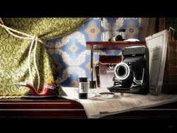Утро фотографа