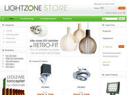 Lightzone Store