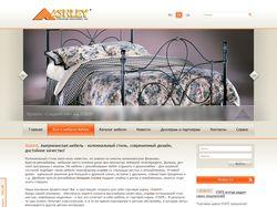 Интернет-магазин мебель Ashley