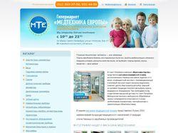 Интернет-магазин Med-europa