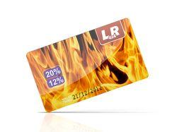 Дисконтная карта компании «LR4x4» на 2012 год