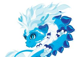 Dragon - Vector