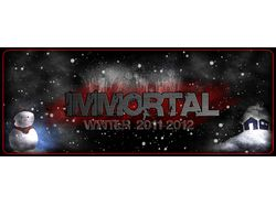 Шапа for IMMORTAL :O